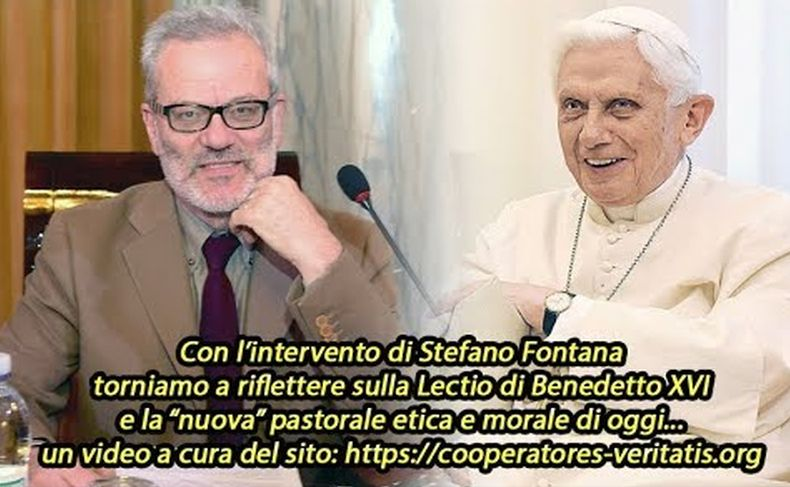 "Video-catechesi. Ecco come Benedetto ha ""corretto"" l'Amoris Laetitia di Francesco"